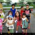 安らぎの会の子供たち